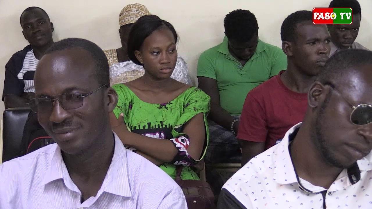 SOUTENANCE A L'ISTIC-LA PRATIQUE DE L'EXCISION AU BURKINA FASO