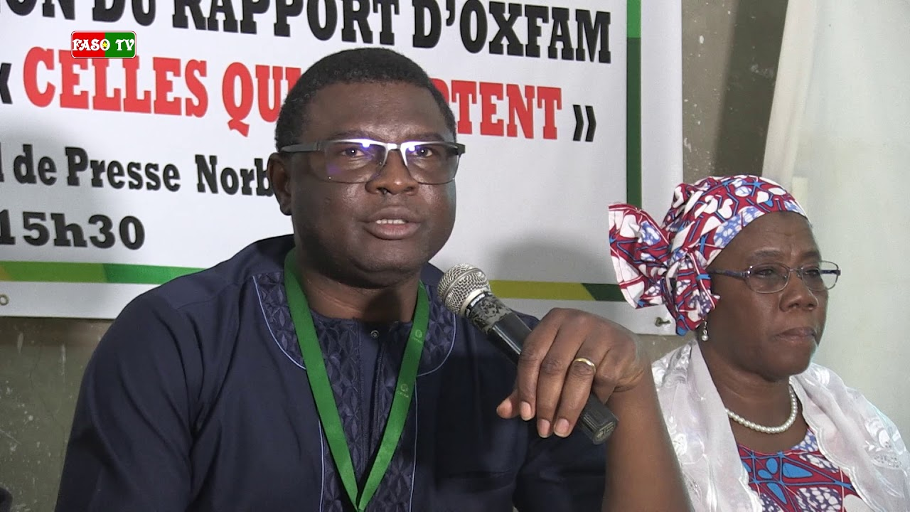 INEGALITÉ GENRE, L'ONG OXFAM POINTE DU DOIT LES TACHES MENAGÈRES DES FEMMES AU FOYER.