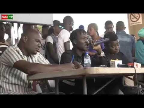 """L'artiste musicien burkinabè Amzy met sur le marché son album de 12 titres intitulé """"ma mission"""""""