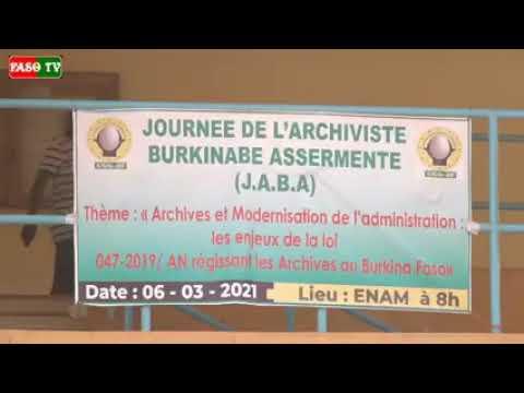 Archives et modernisation de l'administration: les enjeux de la loi.