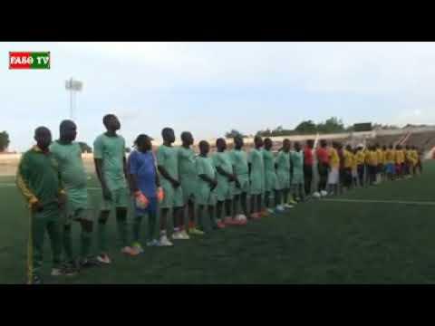 Réhabilitation des stades aux normes CAF, des burkinabè prèts à contribuer.