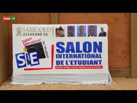 10è édition du Salon de l'Etudiant de Ouagadougou, les écoles présentent leurs offres de formation
