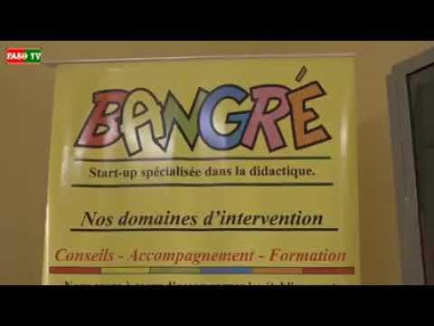 Bangré, une entréprise qui accompagne les parents d'élèves dans la reussite de leurs enfants.